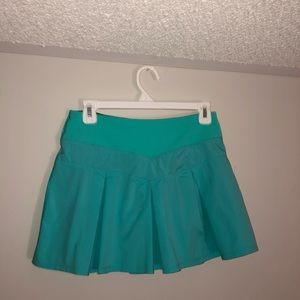 Ivivva by lulu Lemon tennis skirt